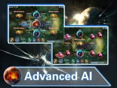 free iPhone app The Orion War 2-HD