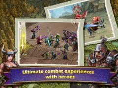 free iPhone app Mercenary HD