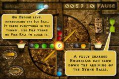 free iPhone app Aztec Magic Ball