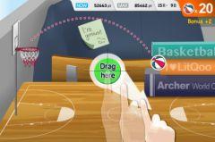 free iPhone app BasketWorldCup