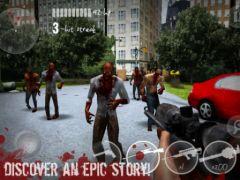 free iPhone app N.Y.Zombies 2