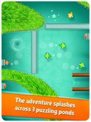 free iPhone app Tasty Tadpoles