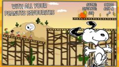 free iPhone app Snoopy Coaster