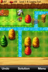 free iPhone app Alio the Woodcutter