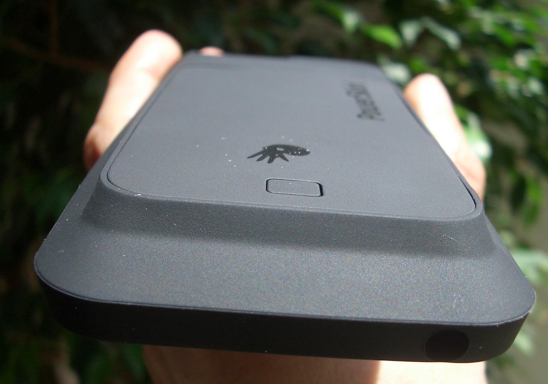 coque batterie iphone 5 mfi