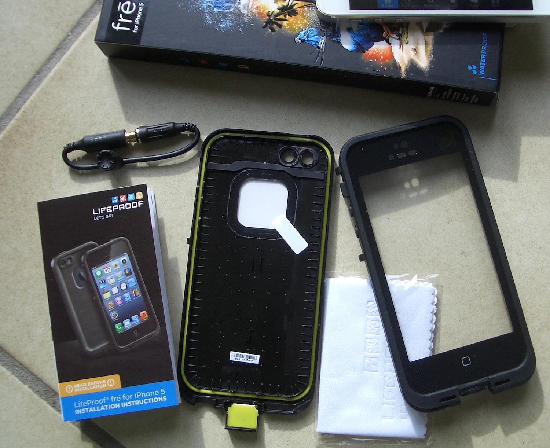 coque lifeproof iphone 5