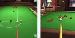 free iPhone app Snooker Club