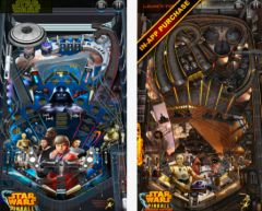 free iPhone app Star Wars Pinball 3