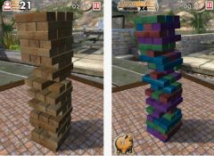 free iPhone app Jenga