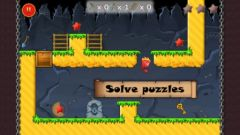 free iPhone app Evil In Trouble