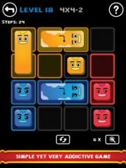 free iPhone app Cubie Block