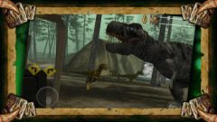 free iPhone app Dinosaur Safari Pro