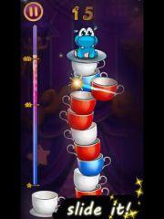 free iPhone app Sky Cups