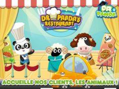 free iPhone app Dr Panda Restaurant