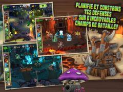 free iPhone app Skull Legends HD