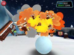 free iPhone app Roll: Boulder Smash