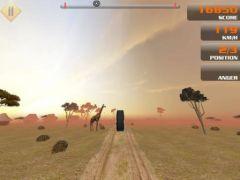 free iPhone app GraviTire 3D