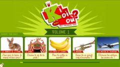 free iPhone app KiKoiOù ! Mini
