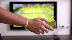 free iPhone app Motion Tennis pour Apple TV