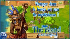 free iPhone app The Island: Castaway 2