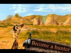 free iPhone app Evolution: Indian Hunter