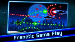 free iPhone app Neon War Machines