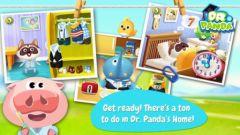 free iPhone app Dr. Panda: Maison