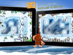 free iPhone app Woollyman Block Buster Game