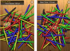 free iPhone app Sticks HD