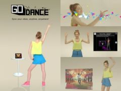 free iPhone app SEGA GO DANCE