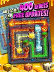 free iPhone app Lost Cubes