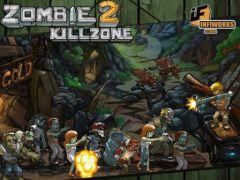 free iPhone app Zombie Kill Zone 2