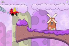 free iPhone app Buggy Dash