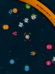 free iPhone app Four: The Space Fight