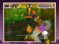free iPhone app Wheelchair Warriors - 3D Battle Arena