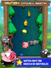 free iPhone app Pig Shot