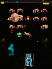 free iPhone app AngryInvaders