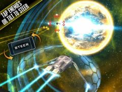 free iPhone app Quantum Galaxy