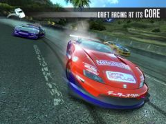 free iPhone app Ridge Racer Slipstream