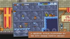 free iPhone app Devious Dungeon