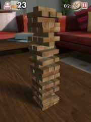 free iPhone app Jenga HD
