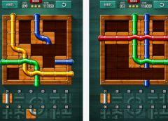 free iPhone app Pipe Puzzle