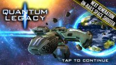 free iPhone app Quantum Legacy HD