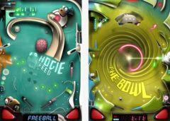 free iPhone app Monster Pinball