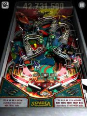 free iPhone app Pure Pinball