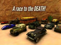free iPhone app Death Rider