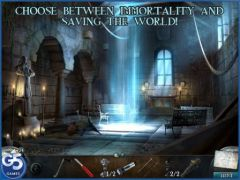 free iPhone app Twin Moons HD