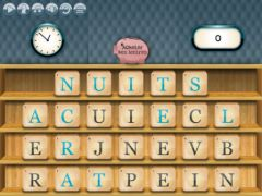 free iPhone app Chasse aux mots HD