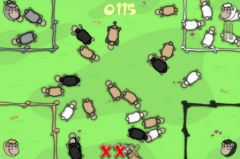 free iPhone app Flock Da Sheep