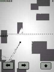 free iPhone app Spout: monochrome mission